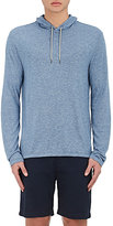 Barneys New York MEN'S CARL SLUB TERRY HOODIE