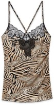 Black Label Sherry Floral Lace Camisole
