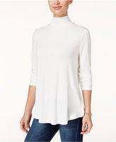 JM Collection Turtleneck Top, Only at Macy's