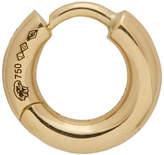 Le Gramme Gold Slick Polished La 1.3 Grammes Bangle Single Earring
