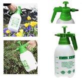 Jokari 2 Liter Pressure Spray Bottle Portable Adjustable Chemical Sprayer Handheld New