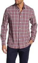 Grayers Oldfield Peached Oxford Plaid Regular Fit Shirt