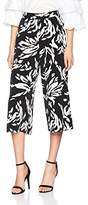 Dorothy Perkins Women's Animal Print Crop Skirt