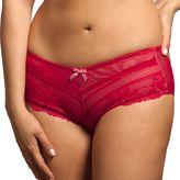 Lunaire Cabo Lace-Trim Boyshort Panty 26932 - Women's