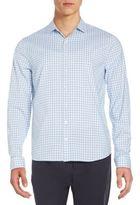 ATM Anthony Thomas Melillo Regular-Fit Check Cotton Sportshirt