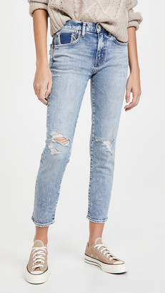 Moussy Billings Skinny Jeans