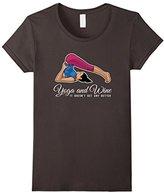 Womens Funny Yoga Shirt - Yoga Tee - Yoga t-shirt XL