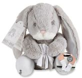 Baby Aspen Bailey the Bunny Size 0-6M Plush Plus® with SocksTM