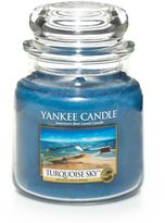 Yankee Candle Medium jar turquoise sky