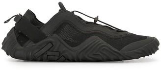 Kenzo Drawstring Fastening Low-Top Sneakers