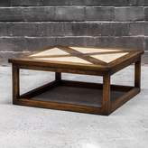Uttermost Akono Coffee Table in Honey