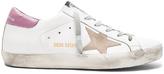 Golden Goose Deluxe Brand Leather Superstar Sneakers