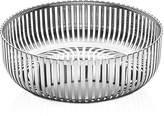 Alessi Round Stainless Steel Basket