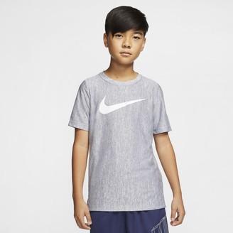 Nike Boys 8-20 Dri-FIT Training Top