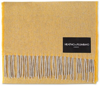 Heating & Plumbing London Love Stories Cashmere Scarf - Bergamot