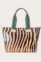 Consuela Big Kitty Zipper Tote