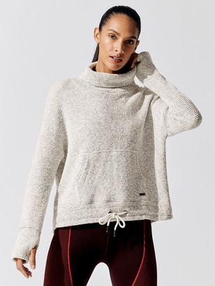 Sweaty Betty Boucle Sweatshirt