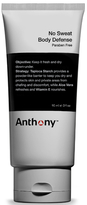 Anthony Logistics For Men No Sweat Body Defense
