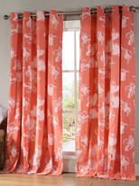 Kensie Aster Grommet Window Panels (Set of 2)