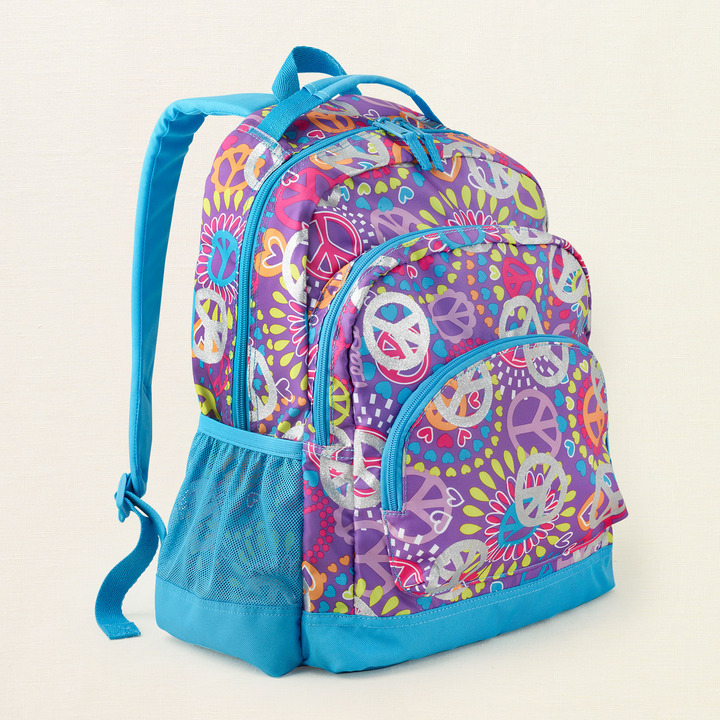 Children's Place Peace backpack