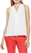 Vince Camuto Pleated-Front Blouse