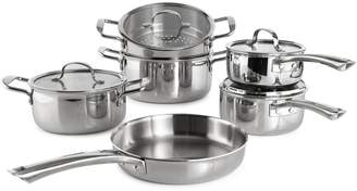 Cuisipro Acapella 10-Piece Stainless Steel Cookware Set