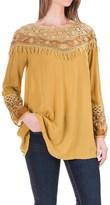 XCVI Jaci Rayon Shirt - Long Sleeve (For Women)