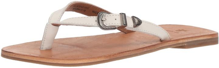 Frye Women S Ally Western Flip Flop Shopstyle Sandals