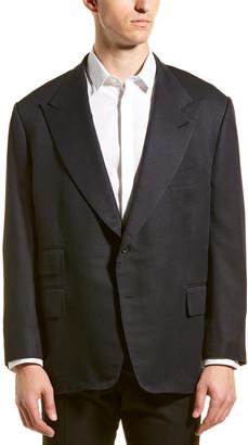 Tom Ford Silk & Wool-Blend Blazer