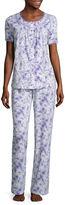 Adonna Jersey Pant Pajama Set