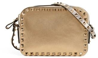 Valentino Garavani Metallic Rockstud Cross-Body Bag