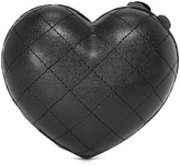 Serpui Marie Quilted Heart Clutch
