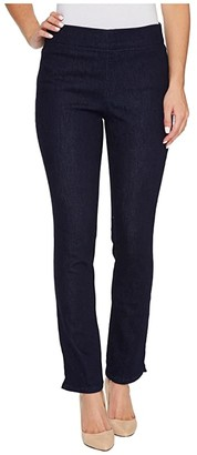 NYDJ Alina Pull-On Ankle Jeans in Rinse