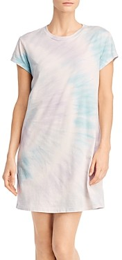 Splendid Twilight Tie-Dyed Tee Dress - 100% Exclusive
