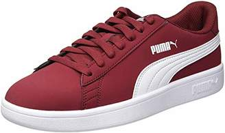 Puma Men's Smash v2 Sneaker White Black