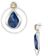Robert Lee Morris Soho Orb Drop Earrings