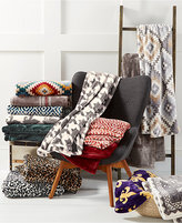 Charter Club Cozy Plush Throw, Created for Macy's