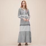 Maje Long shirt dress