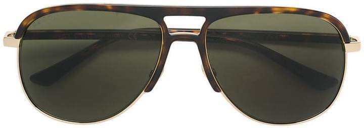 f1174801fd6 Gucci Brown Sunglasses For Men - ShopStyle Australia