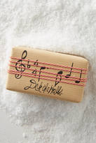 Anthropologie Music Notes Gifting Soap