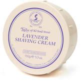 Taylor of Old Bond Street Lavender Shaving Cream Jar by 150g Shaving Cream)