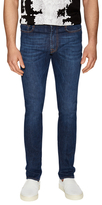 Luca Roda Cotton Buttoned Jeans