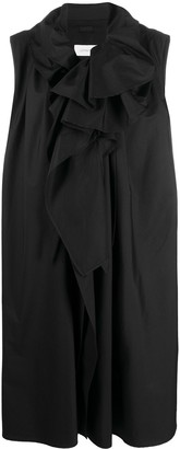 Lemaire Ruffle Front Dress