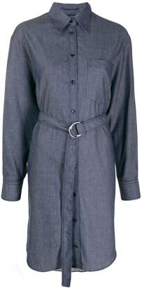 Joseph Fred Chambray shirt dress