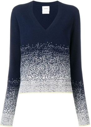Barrie cashmere v-neck sweater