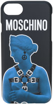 Moschino printed iPhone 6/6S/7 case