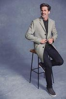 Next Light Grey Italian Fabric Epsom Coat