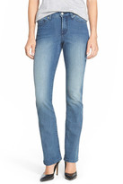 NYDJ Billie Stretch Mini Bootcut Jean (Petite)