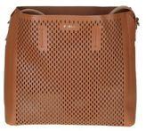 Furla Capriccio M Hobo Leather Brown Color