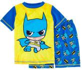 LICENSED PROPERTIES Batman 2-pc. Pajama Set - Boys 2t-4t